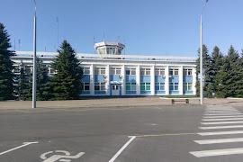 Аэропорт  Gomel GME