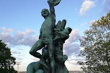 Observatory Hill (Tahtitorninmaki), Helsinki, Finland