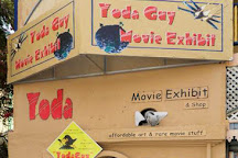 Yoda Guy Movie Exhibit, Philipsburg, St. Maarten-St. Martin