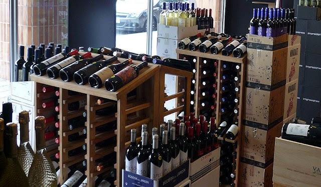 Vinoteca Pop The Wine