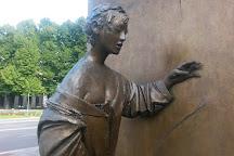 Monumento al Partigiano, Bergamo, Italy