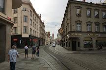 Republic Square (Namesti Republiky), Pilsen, Czech Republic