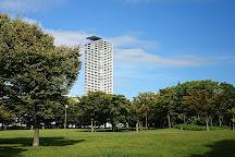 Jingu Higashi Park, Nagoya, Japan