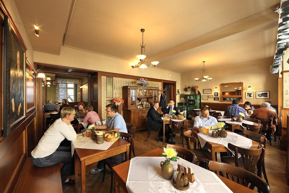 Restaurace U Pinkasů