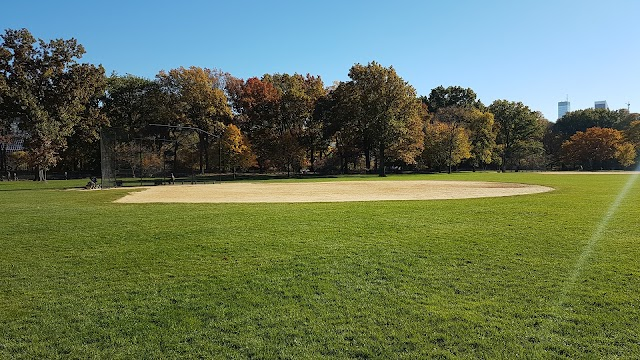 Central Park Volleyball Courts