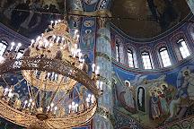 Alexander Nevskiy Church, Kamianets-Podilskyi, Ukraine