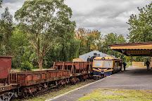 Yarra Valley Railway, Healesville, Australia