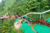 Taiping Suspension Bridge, Chiayi County, Taiwan