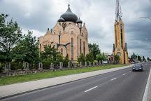 Holy Spirit East Orthodox Church, Bialystok, Poland