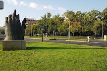 Monumento a la Constitucion de 1978, Madrid, Spain