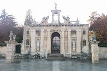 Garden of Villa Barbarigo in Valsanzibio, Valsanzibio, Italy