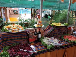 Restaurante Hurka, (Hotel Arcoiris) 0