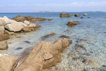 Spiaggia Bassa Trinita, La Maddalena, Italy