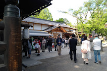 Sanada Shrine, Ueda, Japan