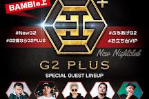 G2 Plus, Chuo, Japan