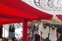 Hippy Market Punta Arabi, Es Canar, Spain