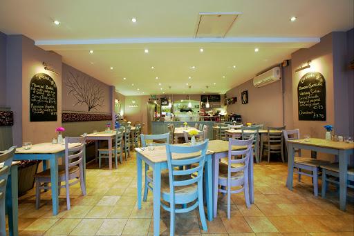 The Den Restaurant