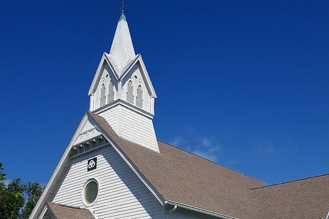 Trinity United Methodist Church, Southport, United States