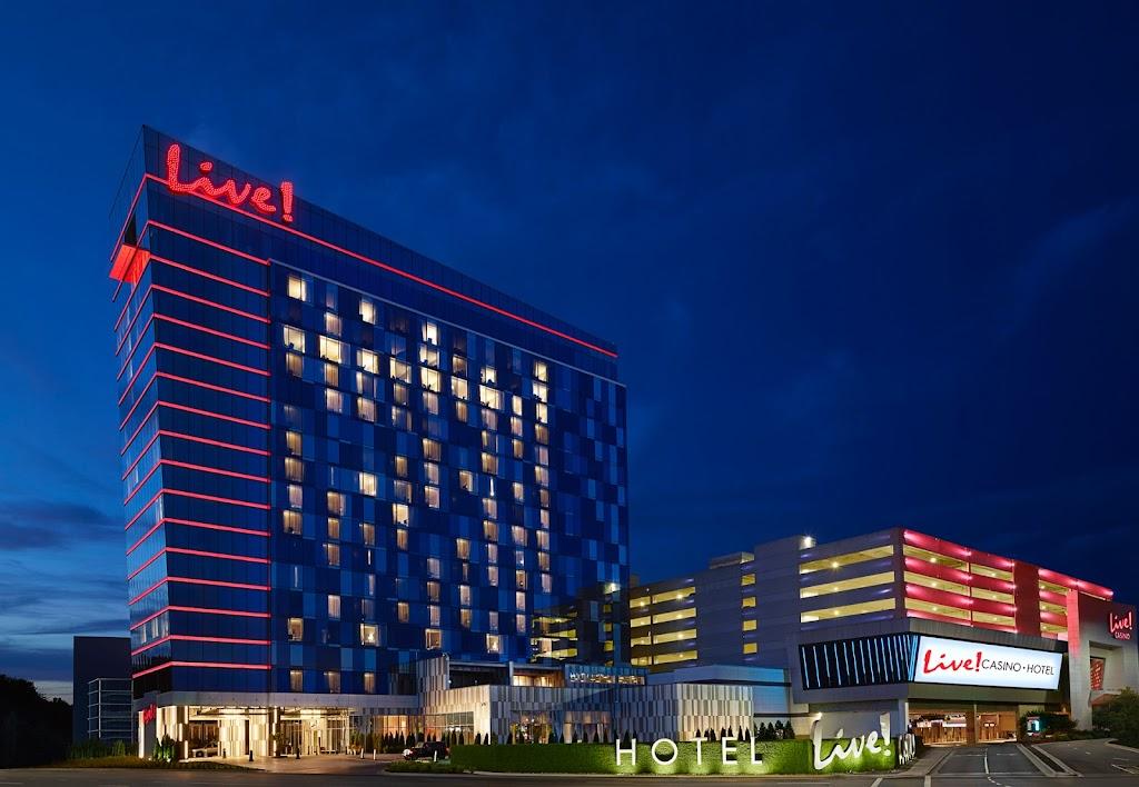 Live! Casino Hotel