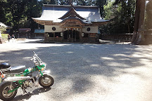 Harimakuni Ichinomiya Iwa Shrine, Shiso, Japan