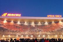 Arena Omsk, Omsk, Russia