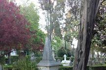 English Cemetery, Lisbon, Portugal