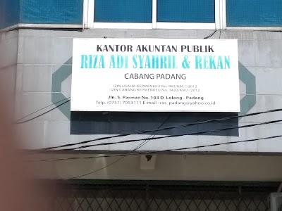 Kantor Akuntan Publik Drs Syahril Ali West Sumatra