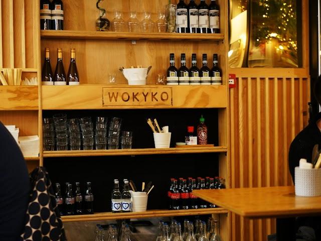 Woky Ko : Cargo