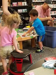 Aurora Hills Branch Library washington-dc USA