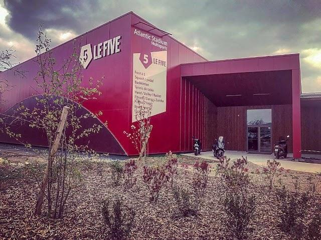 Le Five La Rochelle - Atlantic Stadium