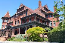McCune Mansion, Salt Lake City, United States
