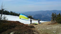 Skrzyczne 1 Paragliding