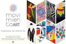 Movimiento Art Gallery, San Jose del Cabo, Mexico