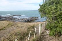 Katiki Point Lighthouse, Moeraki, New Zealand