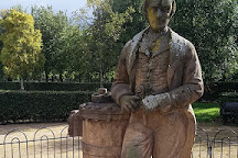 James White Statue, Glasgow, United Kingdom