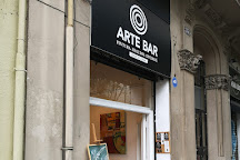 Arte Bar, Barcelona, Spain