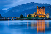 Eilean Donan Castle, Kyle of Lochalsh, United Kingdom
