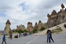 Zelve Open Air Museum, Nevsehir, Turkey