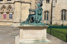 Statue of Constantine the Great, York, United Kingdom