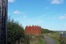 Royal Air Force 158 Squadron Memorial, Lissett, United Kingdom