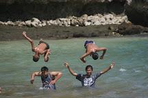 Ngrenehan Beach, Gunung Kidul, Indonesia