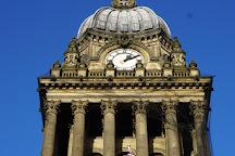 Leeds Town Hall, Leeds, United Kingdom