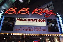 B.B. King Blues Club & Grill, New York City, United States