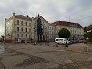"""Здание филиала банка """"Восточно-Прусский ландшафт"""" на фото Советска"""
