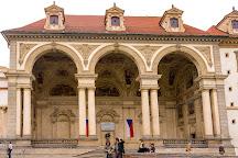 Waldstein Palace, Prague, Czech Republic