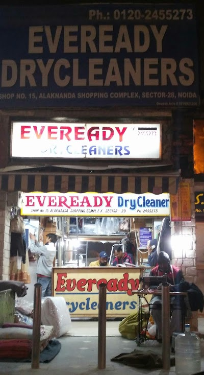 Eveready Dry Cleaner