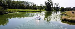 Escapade Nature - Canoe ; Paddle ; Bateau sans permis