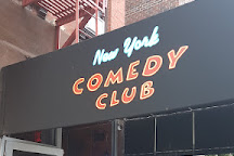 New York Comedy Club, New York City, United States