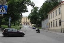 Carolina Rediviva University Library, Uppsala, Sweden