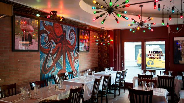 Mancora Restaurant and Bar